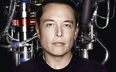 Become Elon Musk: 5 (okay, 6) ingredients