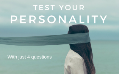 MBTI: pinpoint your personality in 4 questions